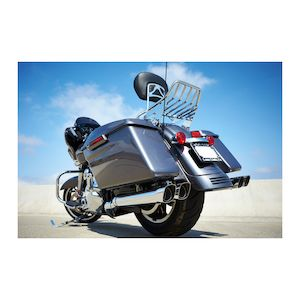Dynojet Power Vision Target Tune Combo + Free Visor For Harley Touring  2010-2013 | 10% ($114 90) Off!