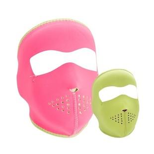 Zan's Hi-Vis Neoprene Full Face Mask