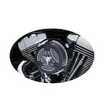 Ciro Tri-Bar Air Cleaner For Harley 2008-2017