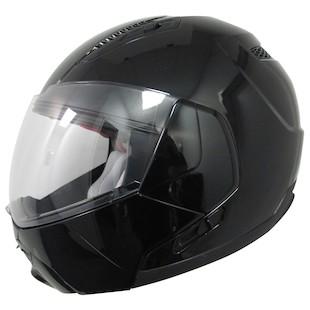 AFX FX-140 Modular Helmet Black / MD [Blemished - Very Good]