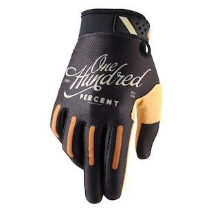 100% Ridefit Classic Gloves