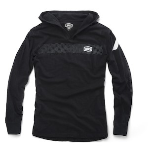 100% Gravel Fleece Pull-Over Hoody