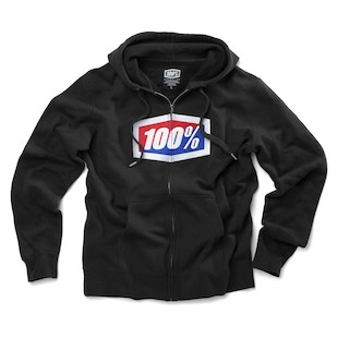 100% Official Fleece Hoody