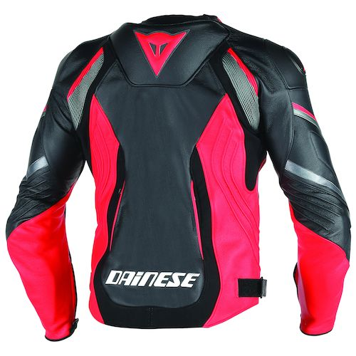 dainese super speed d1 leather jacket - revzilla
