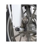 R&G Racing Front Axle Sliders Husqvarna TR650 Strada 2013-2014