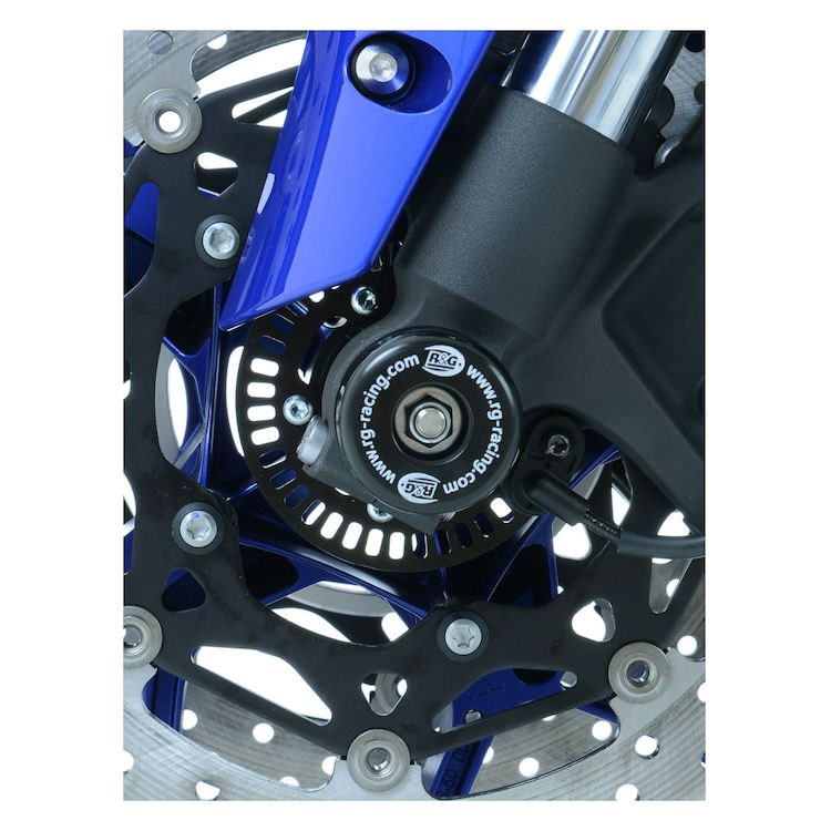 R&G Racing Front Axle Sliders Yamaha R1 / R1M / FZ-10 / MT-10