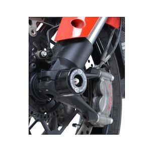 R&G Racing Front Axle Sliders Ducati Multistrada 950 / 1200 / 1260 / S / SuperSport / Monster 797 / 797+