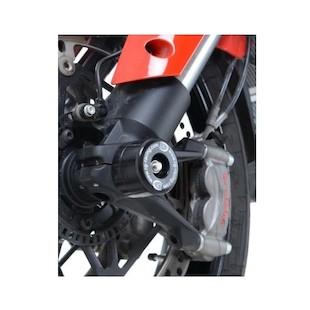 R&G Racing Front Axle Sliders Ducati Multistrada 950 / 1200 / S / Supersport / Monster 797