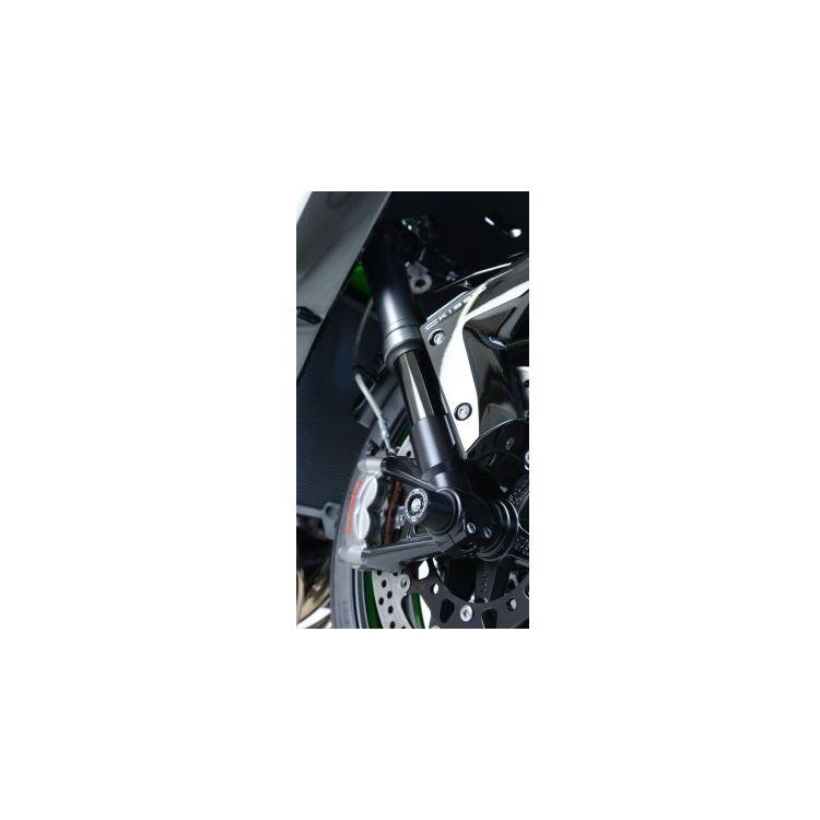 R&G Racing Front Axle Sliders Kawasaki H2 / H2R 2015-2020