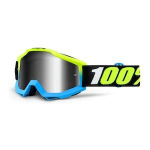100% Accuri Goggles - Mirrored Lens