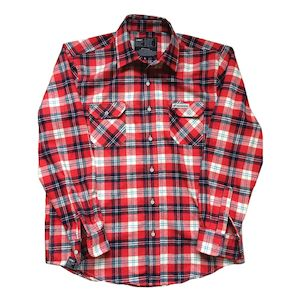 Factory Effex Honda Flannel Shirt