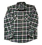 Factory Effex Kawasaki Flannel Shirt