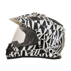 AFX FX-39 DS Dazzle Helmet
