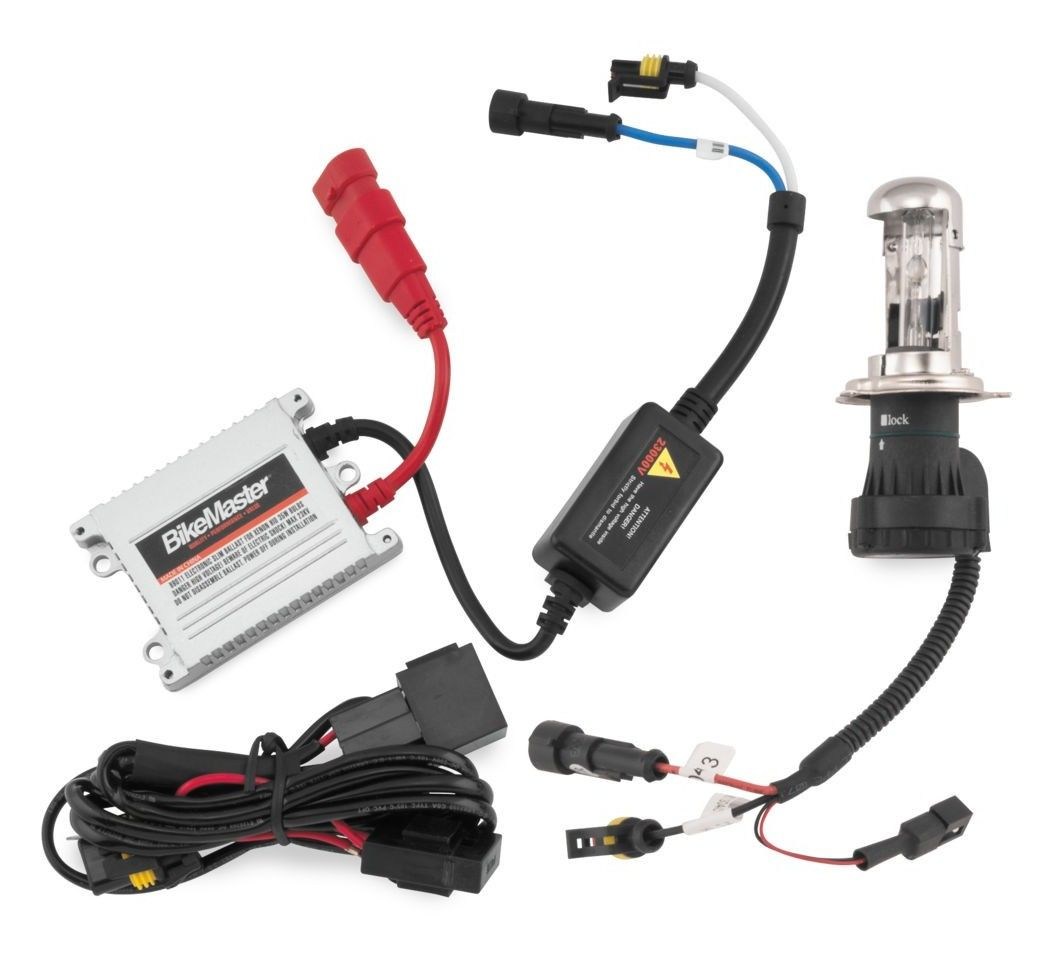 bike_master_hid_light_kit bike master hid headlight conversion kit revzilla H13 HID Relay Wiring Diagram at n-0.co