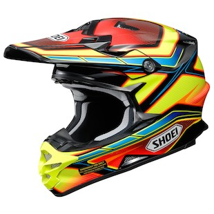 Shoei VFX-W Capacitor Motorcycle Helmet