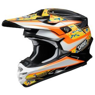 Shoei VFX-W Turmoil Motorcycle Helmet