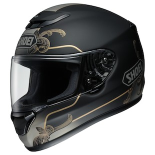 Shoei Qwest Serenity Motorcycle Helmet