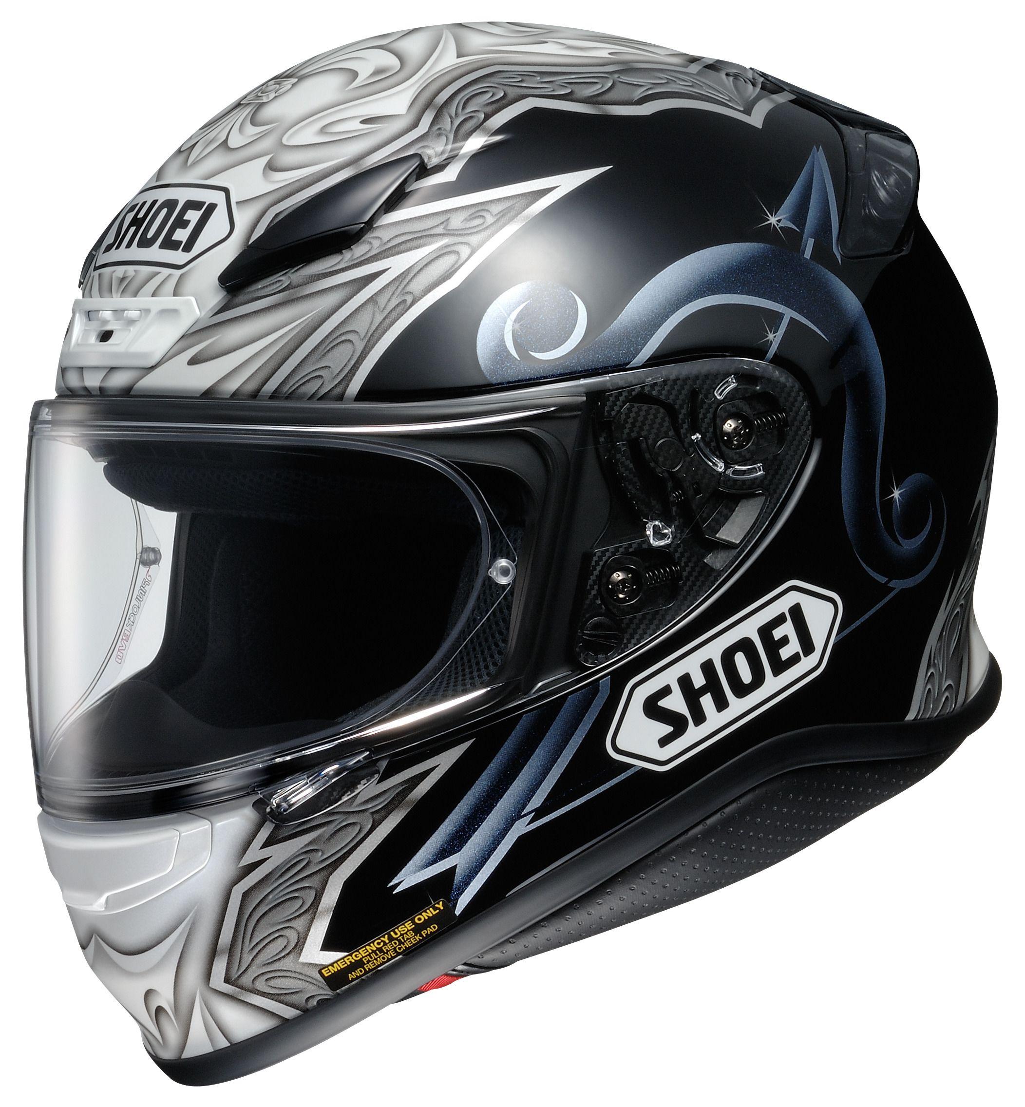shoei rf1200 diabolic helmet revzilla