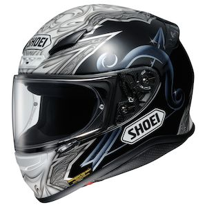 Shoei RF-1200 Diabolic Helmet (Size XL Only)