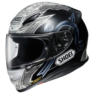 Shoei RF-1200 Diabolic Motorcycle Helmet