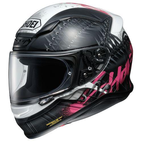 shoei rf 1200 seduction helmet revzilla. Black Bedroom Furniture Sets. Home Design Ideas