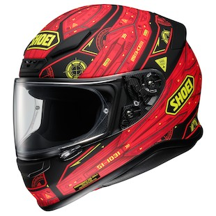 Shoei RF-1200 Vessel Motorcycle Helmet