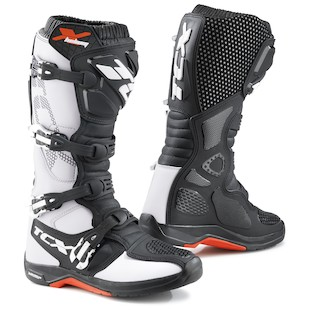 TCX X-Helium Michelin Motorcycle Boots