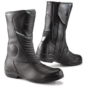 TCX Women's Aura Plus Waterproof Motorcycle Boots