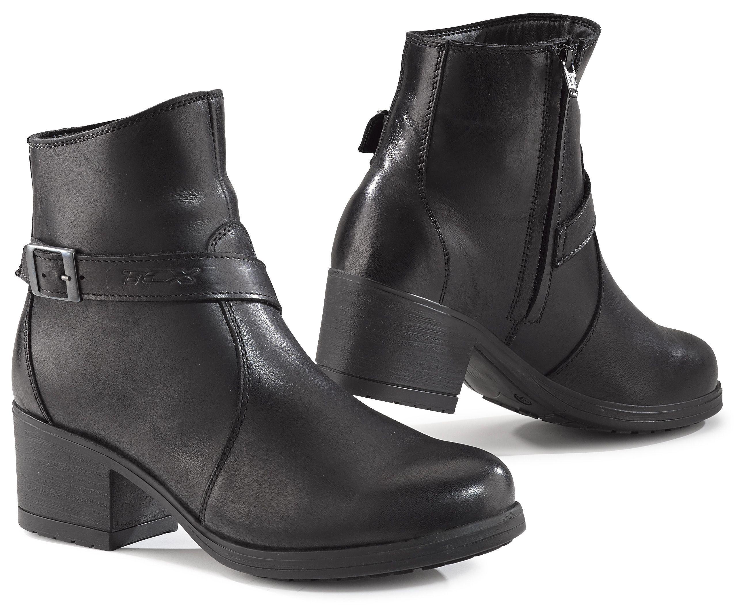 tcx x boulevard waterproof women 39 s boots revzilla. Black Bedroom Furniture Sets. Home Design Ideas