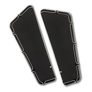 Arlen Ness Beveled Fusion Series Driver Floorboards For Victory 2008-2016
