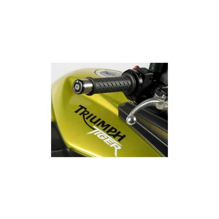 R&G Racing Bar End Sliders Triumph Tiger 800 2010-2014