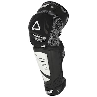 Leatt Youth 3DF Hybrid EXT Knee And Shin Guards