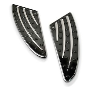 Arlen Ness Scalloped Driver Floorboards For Victory 2008-2016