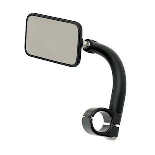 "Biltwell Utility 1"" Clamp-On Mirror"