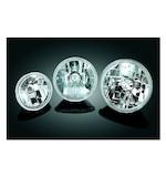 Kuryakyn Diamond Cut Ice-Smooth Replacement Lights