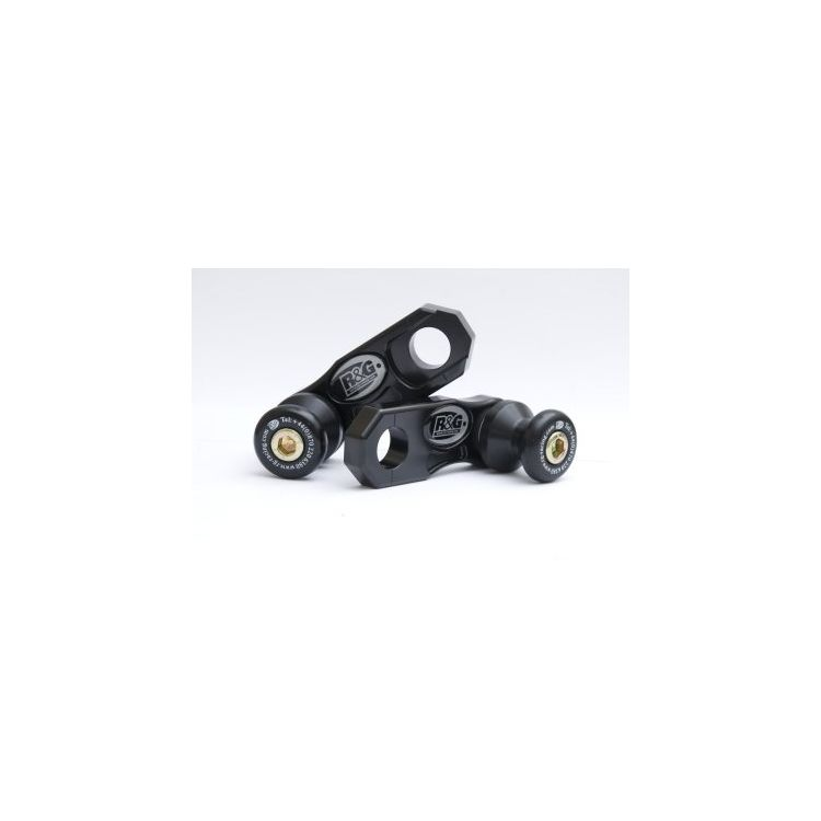 R&G Racing Offset Rear Spool Sliders Triumph Daytona 675 / R / Street Triple / R
