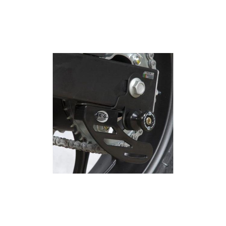R&G Racing Offset Rear Spool Sliders Honda NC700X / NC750X