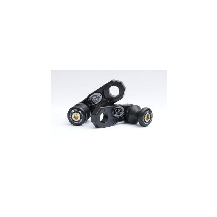 R&G Racing Offset Rear Spool Sliders Honda CBR600RR / CBR1000RR