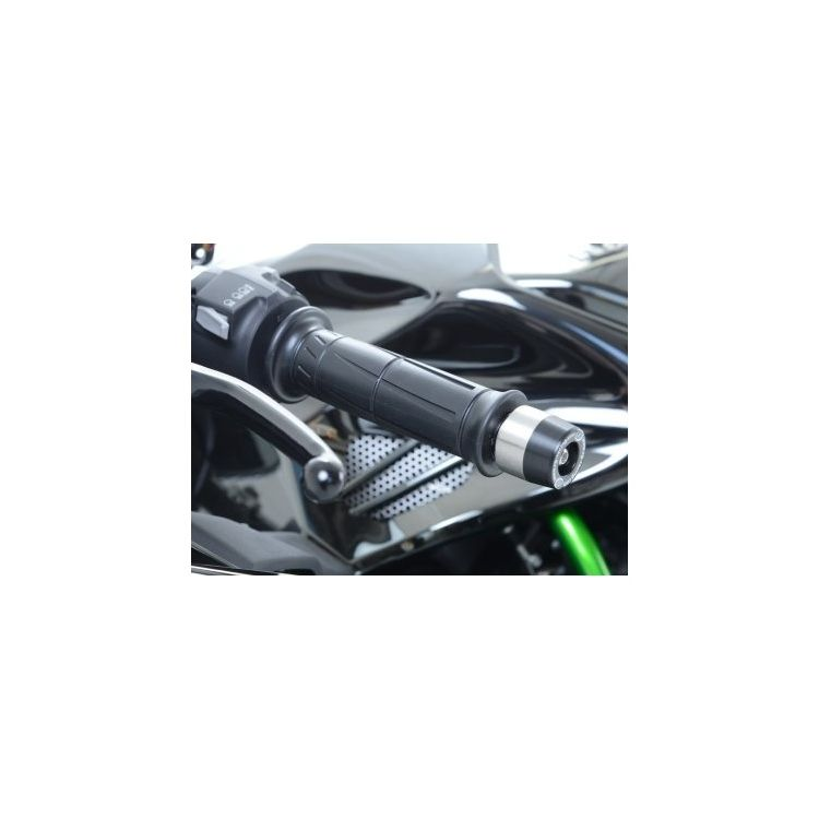 R&G Racing Bar End Sliders Kawasaki H2 / H2R 2015-2019
