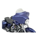 "Klock Werks Flare Windshield For Harley Touring 1996-2013 Tinted / 6 1/2"" Tall [Previously Installed]"