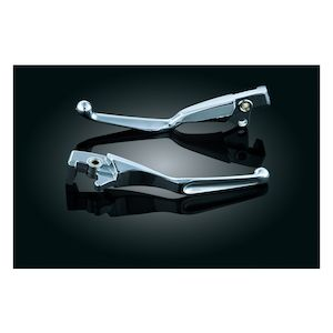 Kuryakyn Wide Style Levers Honda Nighthawk / Magna / Shadow / Fury / VTX1300