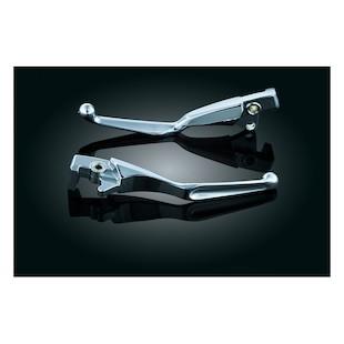 Kuryakyn Wide Style Levers Honda Nighthawk / Magna / Shadow / Fury / VTX1300