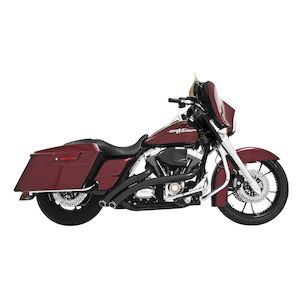 Freedom Performance Radical Radius Exhaust For Harley Touring 1995-2016