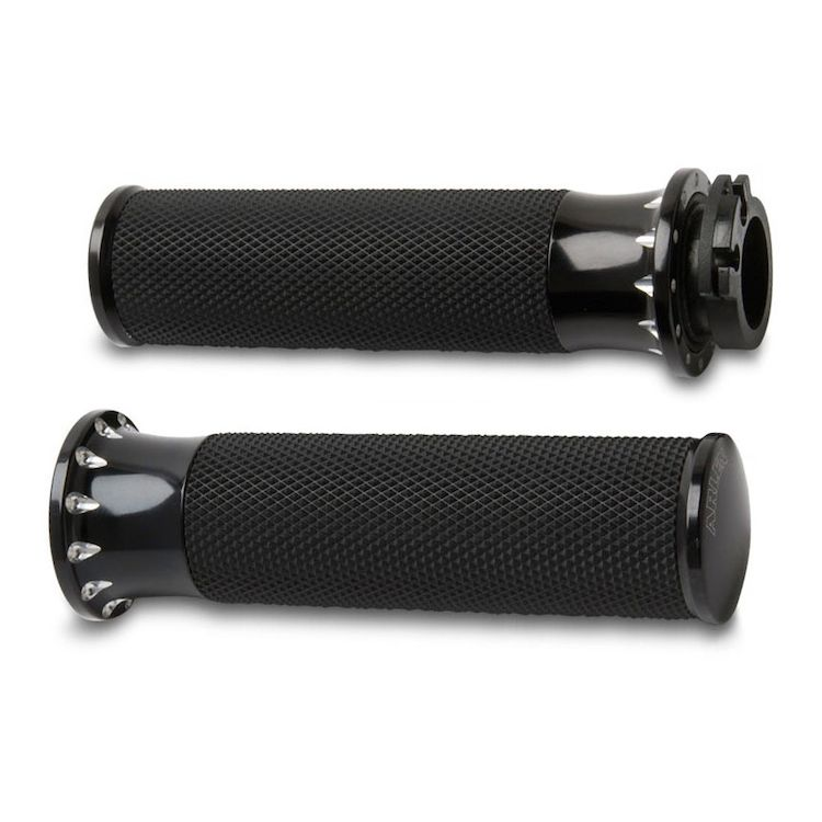 Arlen Ness Fusion Port Hole Grips