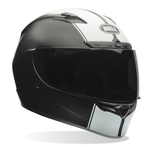 Bell Qualifier DLX Rally Motorcycle Helmet