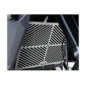 R&G Racing Stainless Steel Radiator Guards Triumph Tiger 800 2015-2018