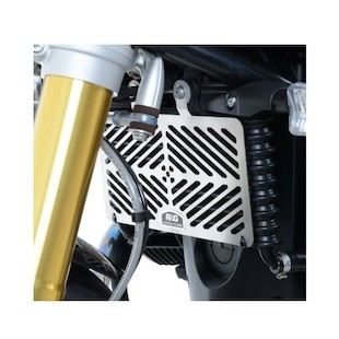 R&G Racing Stainless Steel Oil Cooler Guard BMW R nineT 2014-2017