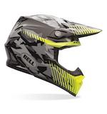 Bell Moto 9 Camo Helmet