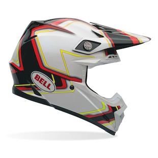 Bell Moto-9 Pace Motorcycle Helmet