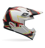 Bell Moto 9 Pace Helmet (Size LG Only)
